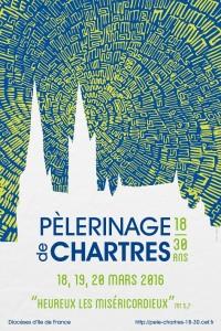 affiche Chartres 2016